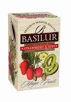 Strawberry & kiwi Basilur