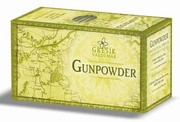 Zelený čaj - Gunpowder